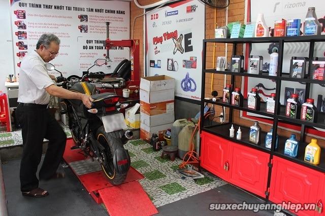 Sửa xe suzuki x-bike chuyên nghiệp tại hcm - 1