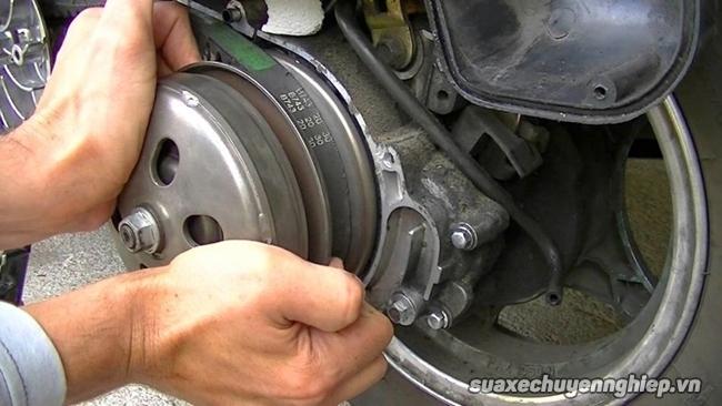 Các hư hỏng thường gặp trên xe honda air blade - 5