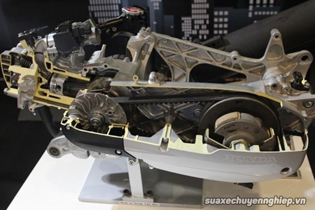 Các hư hỏng thường gặp trên xe honda air blade - 3