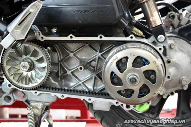 Các hư hỏng thường gặp trên xe honda air blade - 6