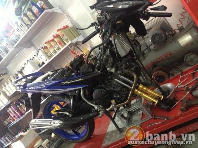 Sửa phuộc chén cổ xe máy exciter uy tín tại tphcm - 1