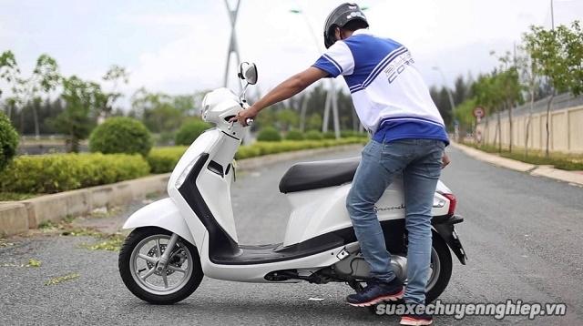 Các sự cố xe máy hay gặp và cách khắc phục - 1