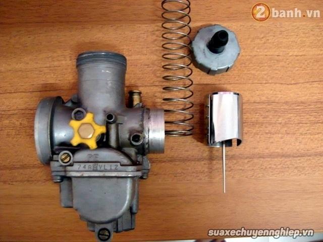 Nguyên nhân cách khắc phục bệnh xăng gió xe máy - 4