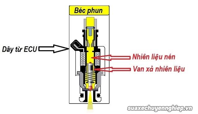 Hệ thống phun xăng điện tử fi và những điều chưa biết - 2