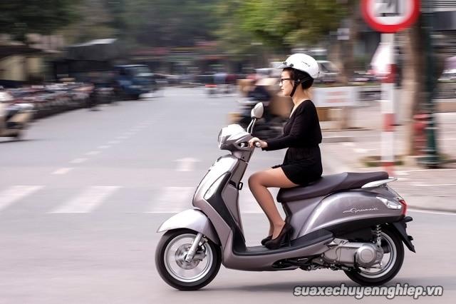 Kinh nghiệm tránh nổ lốp xe máy khi để ngoài nắng - 1