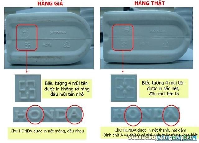 Nhận biết nhớt giả để bảo vệ động cơ xe máy  - 7