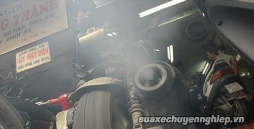 Hở bạc xe máy nguyên nhân và cách khắc phục - 2