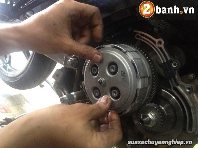 Trung tâm sửa chữa xe máy uy tín giá rẻ tại tphcm - 1
