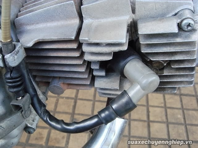 Cẩm nang sửa xe máy hữu ích khi xe bị ngập nước - 6