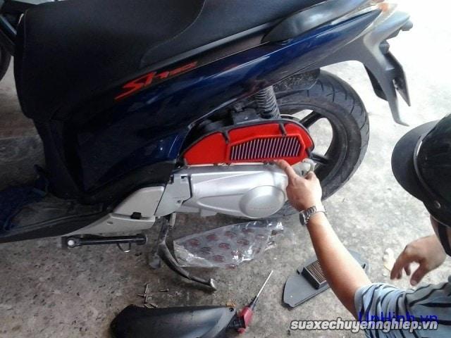 Giá thay lọc gió xe máy tại tphcm bao nhiêu hợp lý - 1