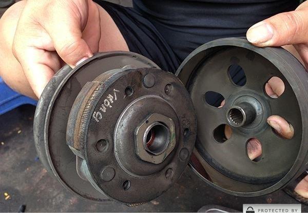 Nguyên nhân xe air blade 125 bị rung đầu và cách khắc phục - 2