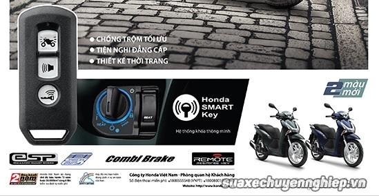 Có nên lắp khóa chống trộm xe máy smartkey honda  - 1
