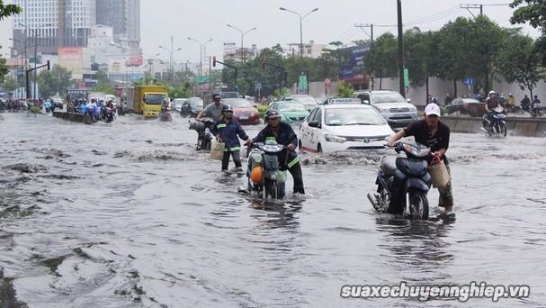 Sửa xe máy bị ngập nước ở đâu uy tín tại biên hòa - 1