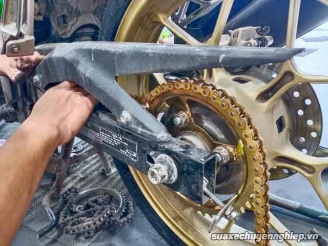 Bảo dưỡng xe máy trước tết cần làm những gì - 3