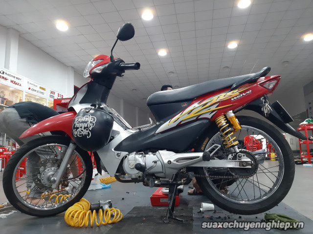 Trung tâm bảo dưỡng xe máy quận gò vấp - 1