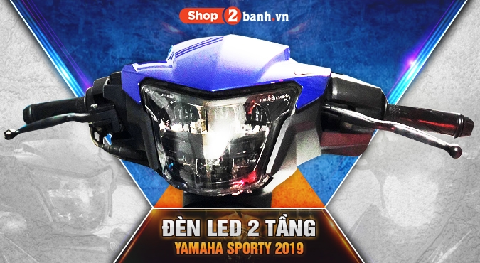 led 2 tang exciter 150