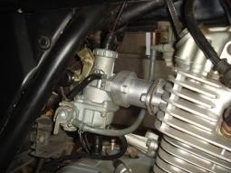 Xe máy bị chảy xăng dư, nguyên nhân và cách sửa chữa?