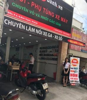 Sửa xe máy Quận Bình Thạnh