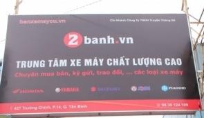Sửa xe tay ga Quận Tân Bình uy tín HCM