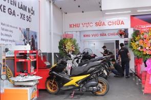 Sửa xe máy Quận 3