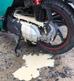 Sửa xe máy bị ngập nước ở đâu uy tín tại Biên Hòa?