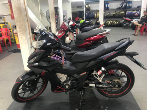 Trung tâm bảo dưỡng xe máy Huyện Củ Chi