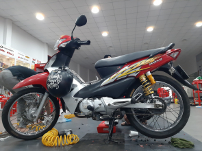 Trung tâm bảo dưỡng xe máy Quận Gò Vấp