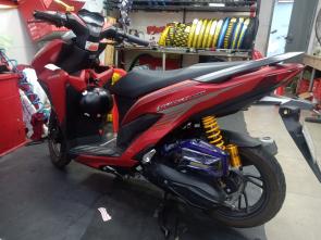 Trung tâm bảo dưỡng xe máy Huyện Hóc Môn